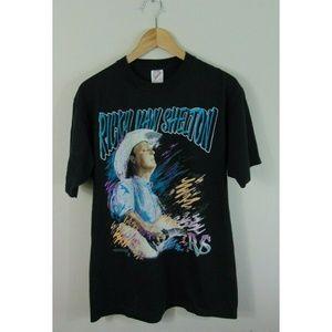 Vintage Ricky Van Shelton L Graphic T-Shirt 90's